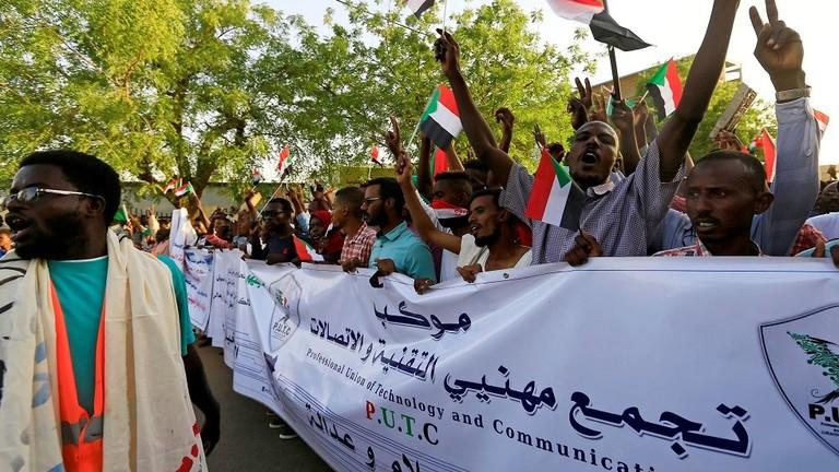 قوى الحرية والتغيير في السودان تؤكد رفضها لرموز النظام كجزء من عملية التغيير