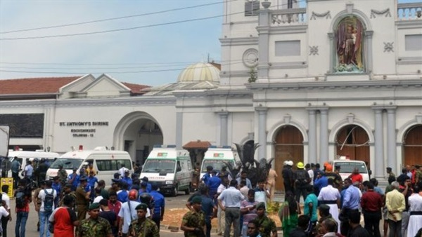 السلطات السريلانكية: فرض حظر التجوال من الثامنة مساءً حتى الرابعة فجراًٍ