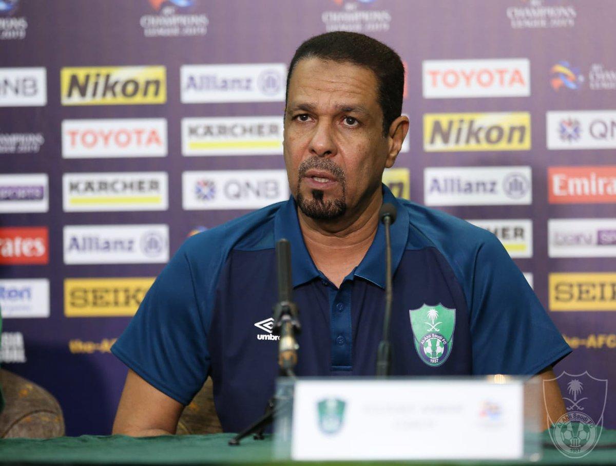 مدرب الأهلى يؤكد استعداد فريقه لمواجهة بيرسيبوليس غدًا