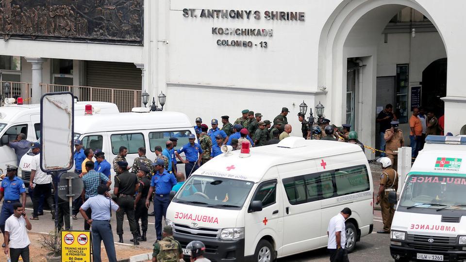 مسؤول سريلانكي: أحد منفذي الهجمات الانتحارية درس في بريطانيا وأستراليا