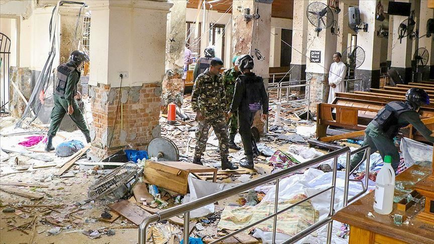 إعلان حالة الطوارئ فى سريلانكا على خلفية تفجيرات عيد القيامة